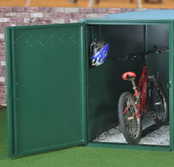 Bike Storage Locker