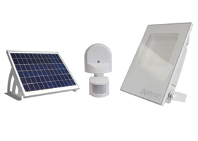 Astron 64 Solar Security Light