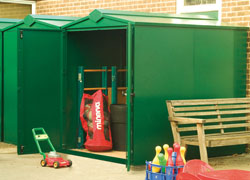 care homes offer 1 - centurion shed