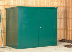 care homes offer 10- vangard shed