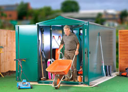care homes offer 5- centurion shed