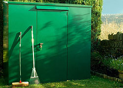 care homes offer 8- trojan shed