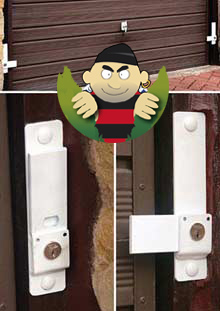 Garage Gardien: secure your garage door